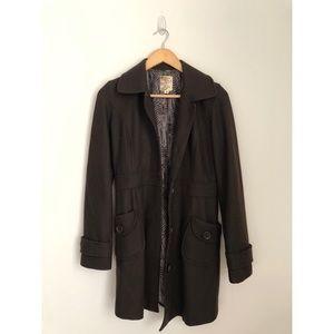 Tulle original clothing coat sz S